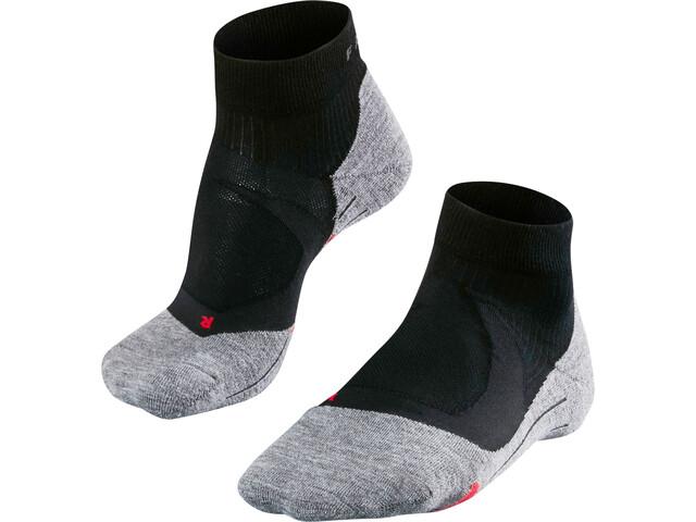 Falke RU4 Cushion Kurze Socken Herren black-mix